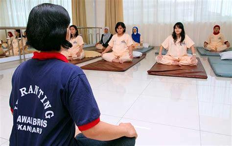 Foto Contoh Surat Isin Sakit Komunitas by Senam Buat Ibu Til Bugar Dan Cantik Riaupos Co