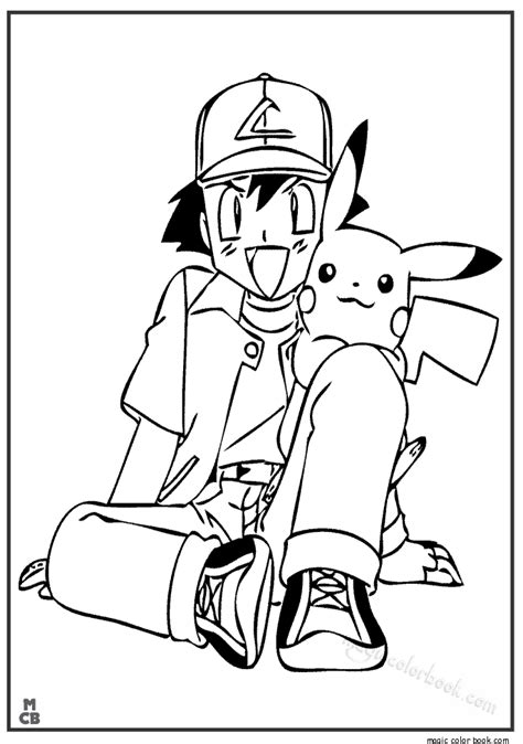 pokemon people coloring pages images pokemon images