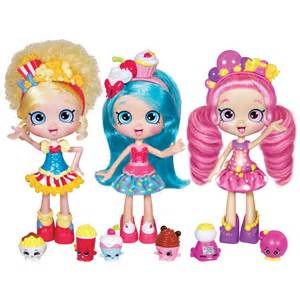 Details over shopkins shoppies doll choice of dolls one supplied new