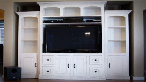 white built  entertainment center white entertainment