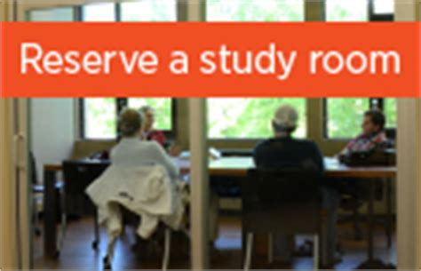 Study Room Reservation by Home Libraries Of Tennessee