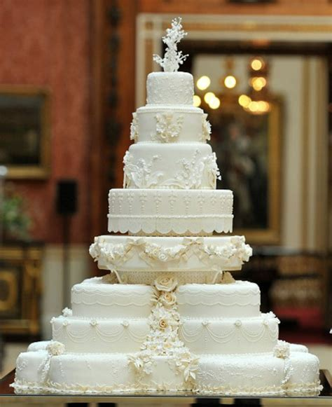 Goes Wedding » Beautiful Royal Wedding Cake Decoration and