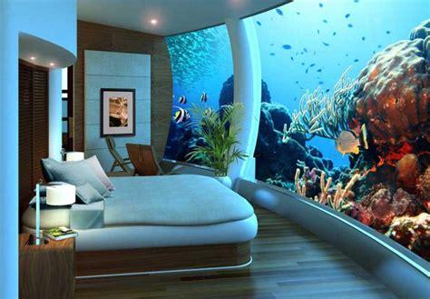 underwater bedroom underwater bedroom poseidon undersea resort fiji fiji all