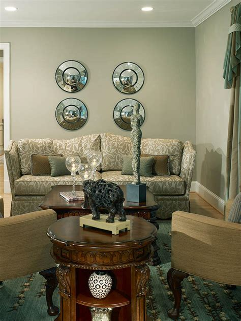 accent mirrors living room photo page hgtv