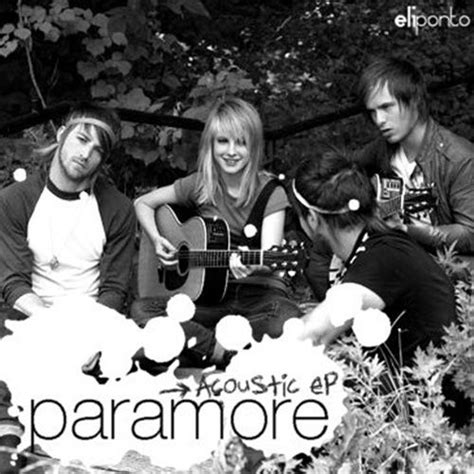 download mp3 album paramore acoustic ep unreleased paramore mp3 buy full tracklist