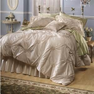 lisette smocked comforter set from midnight velvet www