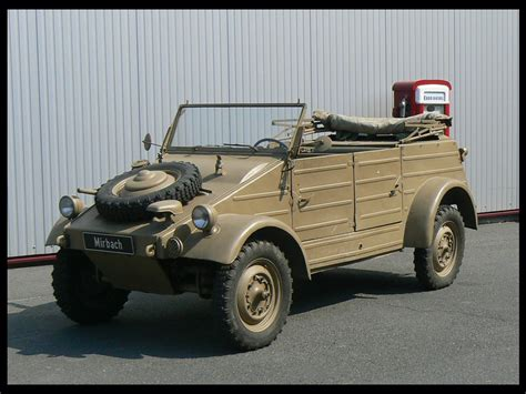 Volkswagen Kubelwagen Typ 82 Photos Photogallery With 4