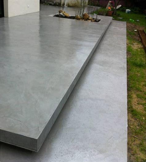 b 233 ton cir 233 terrasse - Terrasse Beton