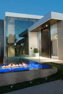 Designer Luxury Homes by Beautiful Modern Luxury Home Beverlyhills Laurel Way