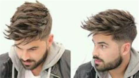 cortes de cabello caballero 2016 cortes y peinados de cabello hombres 2017 youtube