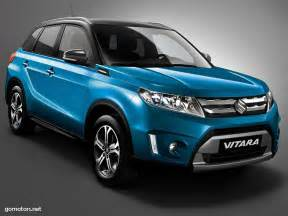 Suzuki Vitara Specs Suzuki Vitara 2015 Photos Reviews News Specs Buy Car