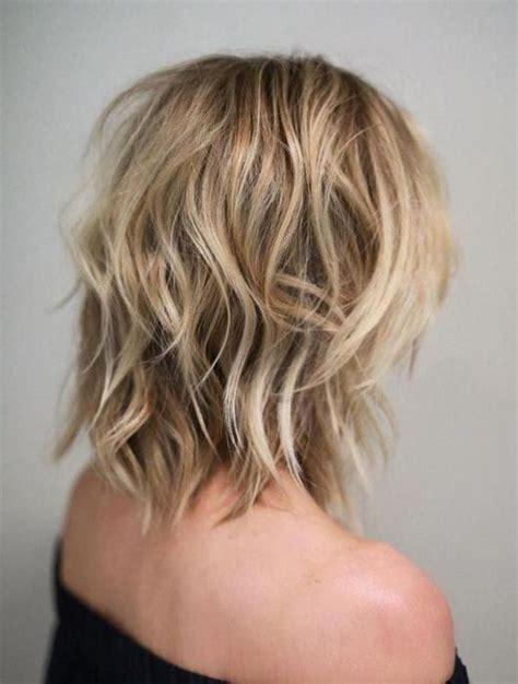 gray shag haircuts best 25 medium shag haircuts ideas on pinterest