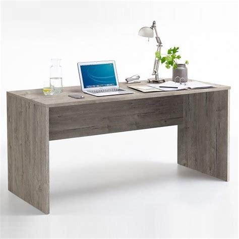 Sand Desk by Cooper Wooden Computer Desk Rectangular In Sand Oak 31288