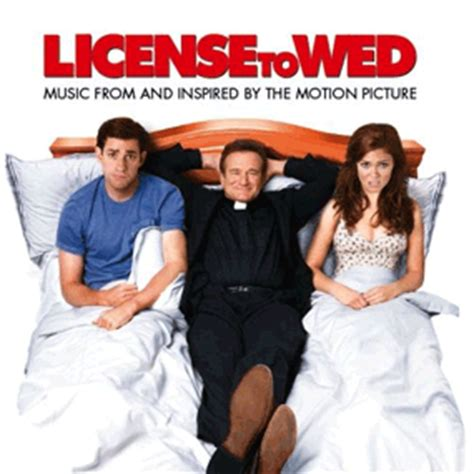 License Wed 2007 Film License To Wed Soundtrack 2007