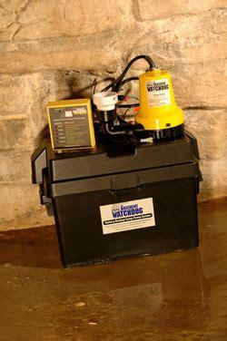 keeping basements reliably baileylineroad