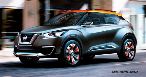 nissan crossover 2014 2014 nissan kicks concept is new sao paolo off road crossover