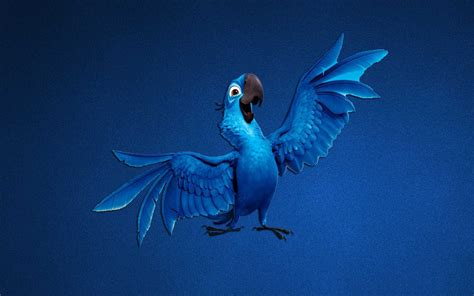 wallpaper blue art parrot blue art cartoon 4k ultra hd backgrounds wallpaper