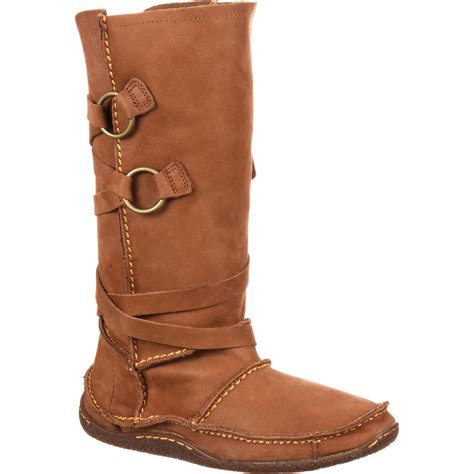 Country Boot Mocasin Brown durango city s santa fe moccasin boots style