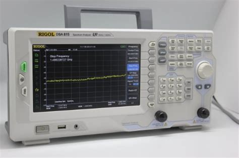 Usb Rf Spectrum Analyzer 815 Ghz Tsa8g1 By Triarchy Technologies awardpedia rigol dsa815 tg spectrum analyzer