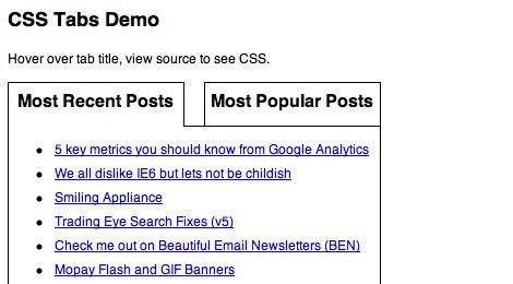 css tutorial tabs 47 amazing css3 animation demos web designer wall