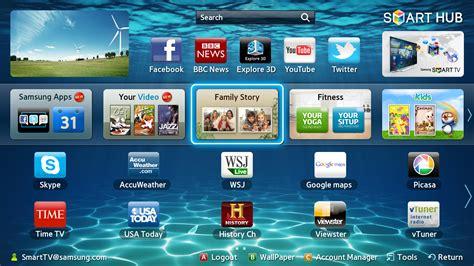 Tv Samsung Smart Tv Samsung Smart Tv Wallpaper 1920x1080 73697