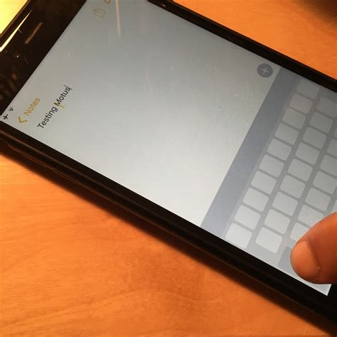 how to enable the iphone 6s keyboard trackpad mode on jailbroken iphones