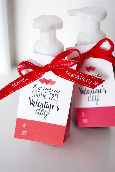 free ideas for valentines day s day cootie free tags eighteen25