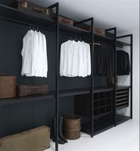 Walk In Cabinet Design by Closet Lust Fonda Lashay Design