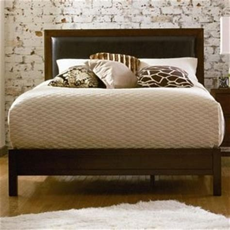 Leather And Wood Headboard by Leather Wood Headboard Furniture