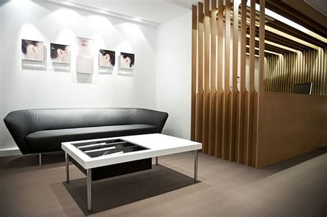 Clinic Interior Design by Decorating A Small Clinic Home Design Inside
