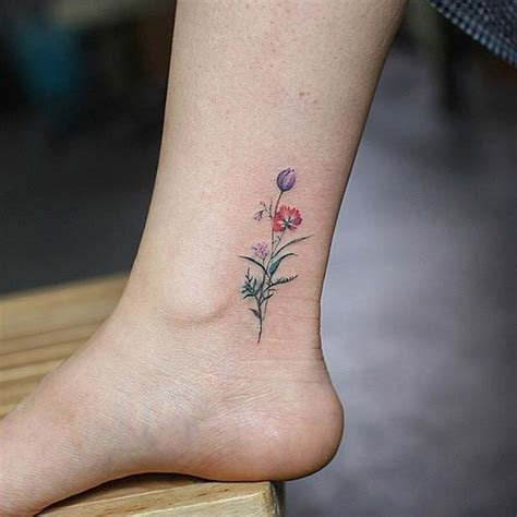 dainty flower tattoo 12 more beautiful flower ideas for crazyforus