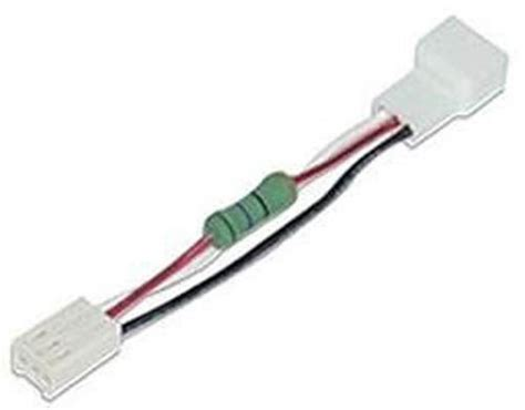 fan speed with resistor zalman zm rc56 fan speed setting resistor cable