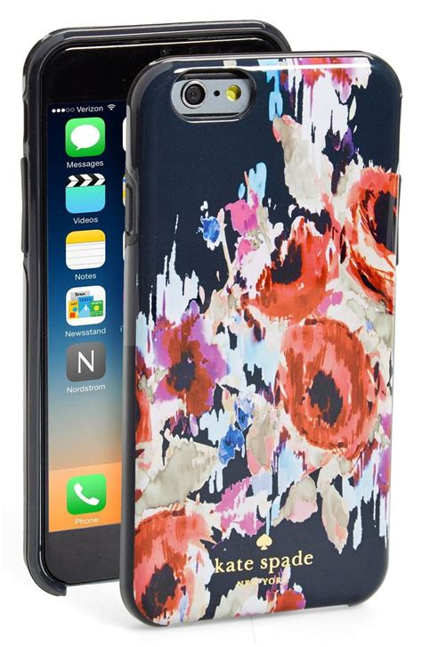 f iphone 6 kate spade new york hazy floral iphone 6 6s watercolors beautiful and the o jays