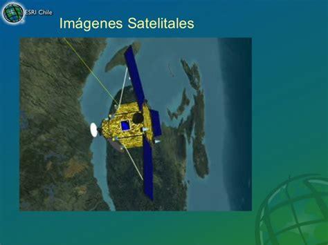 imagenes satelitales ikonos esri gps gis
