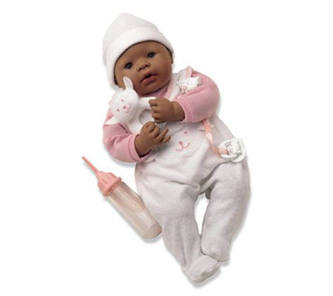 annabell george doll zapf creation baby annabell doll ethnic qvc