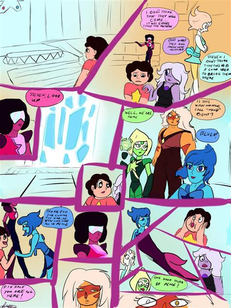 steven universe rise of rogue gems 01 by omegium on deviantart