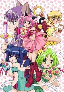 anime genre magic adventure tokyo mew mew subbed episodes