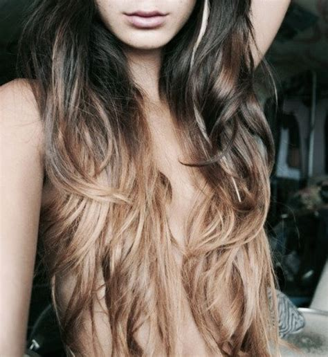 1000 ideas about light brown ombre hair on