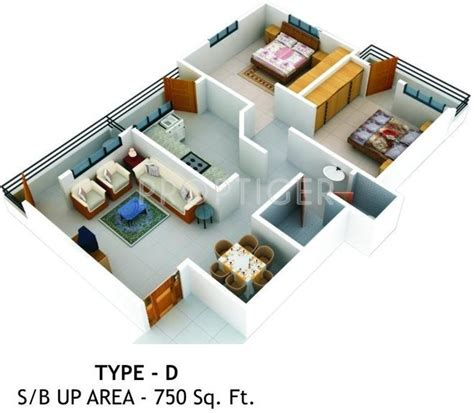 home design for 750 sq ft ashoka vrindavan in wanadongri nagpur price location