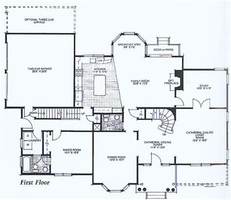 cul de sac floor plans cul de sac lot house plans house design plans