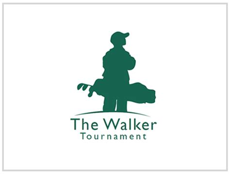 free golf logo design charity golf tournament logo design branding non profit