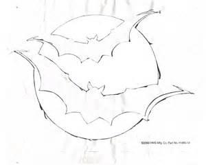 Cute bat pumpkin stencil bats 2 183 free pumpkin carving