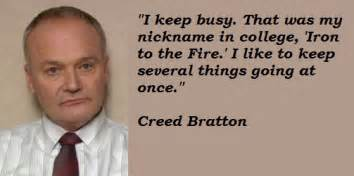 creed bratton dunderpedia the office wiki