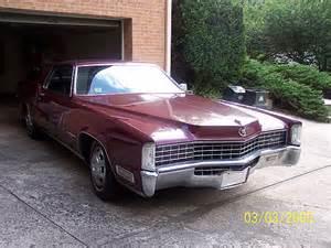 Cadillac 1968 For Sale 1968 Cadillac Eldorado For Sale Annandale Va Virginia