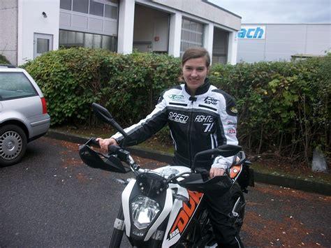 Motorrad Fahrschule Regen antonia bungarten 16 motorrad fahrschule k 246 ln