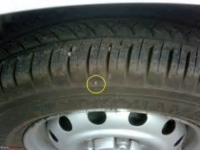 Tubeless Car Tires Sidewall Puncture In Tubeless Tyre Page 5 Team Bhp