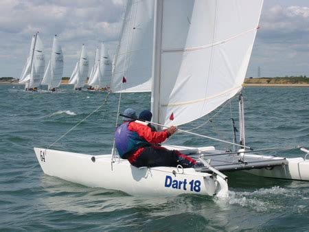 catamaran sailboat dimensions dart 18 sailboat specifications and details on