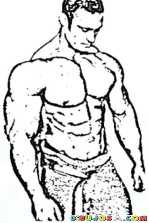 strong sheets strong man realistic coloring pages colorear dibujos de