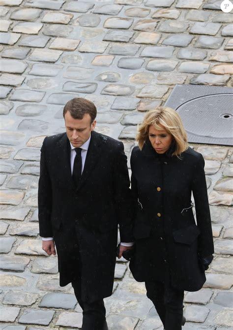 emmanuel macron le president de france le pr 233 sident de la r 233 publique emmanuel macron et sa femme