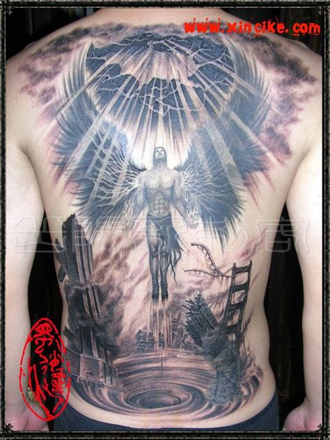 angel themed tattoo best 25 angel tattoo men ideas on pinterest angel